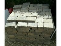 Block paving for sale £110.00. New/ Unused