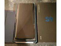 New Samsung Galaxy S9, Sim free