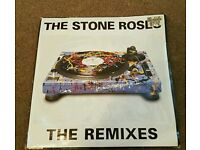 """The stone roses remixes 12"""""""
