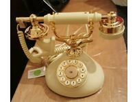 Clssic French Retro telephone