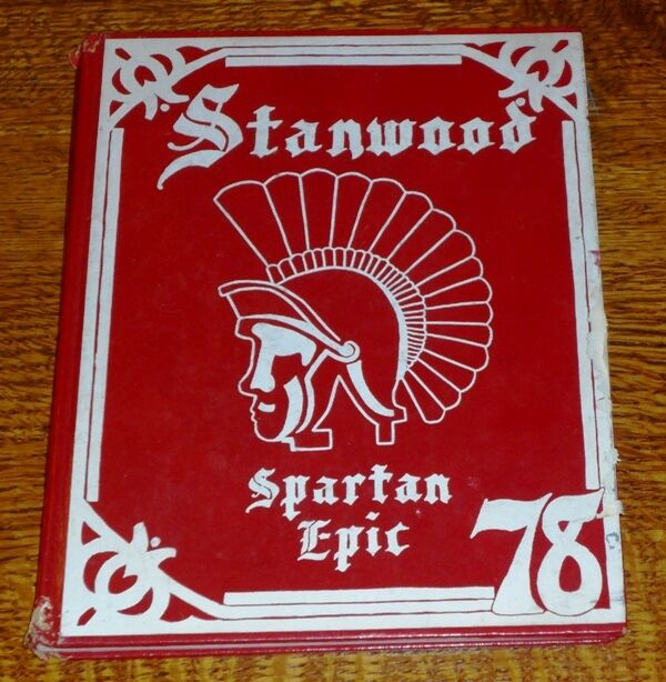 1978 Yearbook STANWOOD HIGH SCHOOL Stanwood Washington WA Wash
