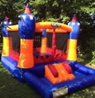 Bounce house rentals $150 includes delivery