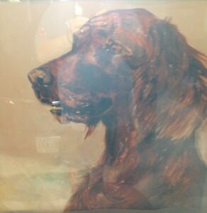 Painting of Irish Setter Peterborough Peterborough Area image 1