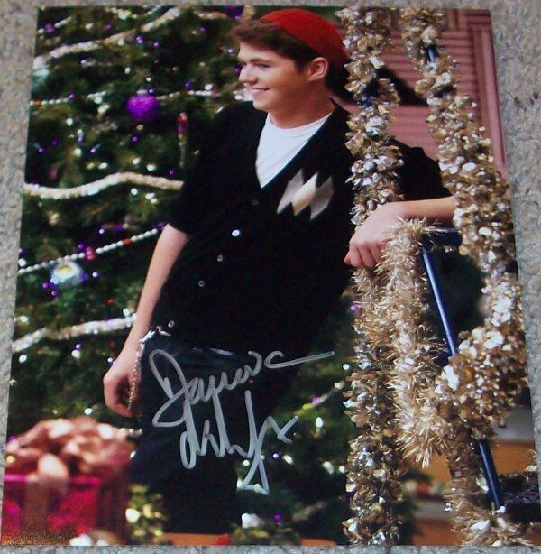 DAMIAN MCGINTY SIGNED GLEE PROJECT 8x10 PHOTO D w/PROOF AUTOGRAPH CELTIC THUNDER