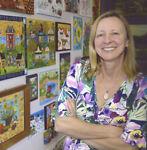 Cheryl's Folk Art Paintings