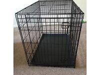 Extra Large XL dog training crate cage