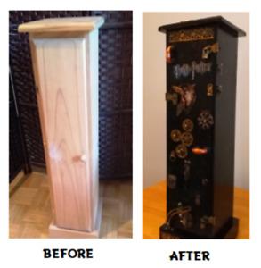 Christmas Gift? Gringott's Secret Chambers Toy Cabinet