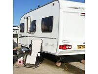 Touring caravan Swift Colonsay ... spacious 4 berth immaculate condition