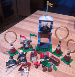 LEGO Harry Potter Quidditch Match #4737