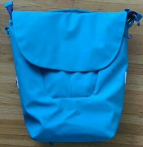 Bike pannier in mint condition & mint colour