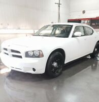 2010 Dodge Charger Police Pack