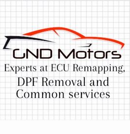 Custom ECU Remapping, ECU Remap, Chip Tuning,EGR Disable, DPF Removal in London