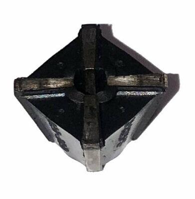 J423 S Jacobs Rubber Flex Tap Collet .090 - .180 2-4.5mm Tapmatic