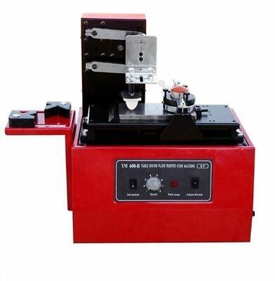 Electric Pad Printer Printing Machine Pad Printing T-shirt Ball Pen Light Cx