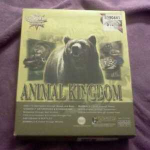 ANIMAL-KINGDOM-PC-MAC-CD-ROM-SET-LOT-COMPLETE-NEW