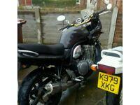 Suzuki bandit 600 for swop