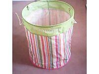 New laundry basket, large