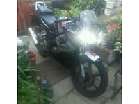 Motorbike project wanted