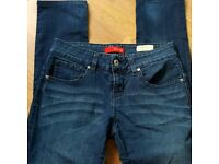 Ladies Guess jeans size 10 genuine