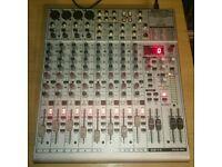 Behringer Eurorack Pro 1622FX Mixing Desk