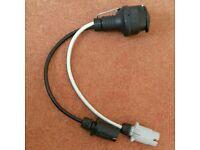 New Towing 13 Pin to 12n 7 Pin Adapter