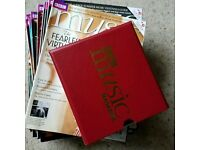 BBC Music magazines with CD's