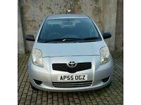 Toyota Yaris T2 1.0L VVTI 2006 £925