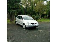 2002 Volkswagen Polo 1.4 LOW MILEAGE 53000 Miles.
