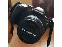 10MP Digital camera Olympus E-520 £120ono
