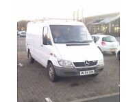 Man with a van (Scott Brothers Removals)
