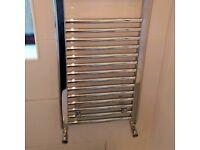 Towel radiator chrome