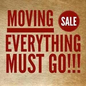 MOVING!!! EVERYTHING MUST GO!!!