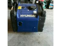 HYUNDAI - HY3600SEi remote control with electric starter/ low noise 59db