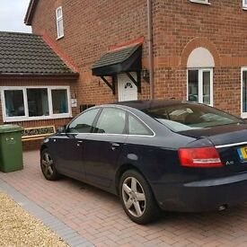 Audi a6 2.7tdi se up for px or swop
