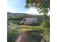 VW stealth camper