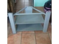 TV Stand (silver)