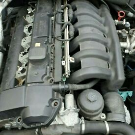 B.m.w engine and auto box 325i