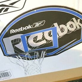 Reebok Impact Backboard and Rim Combo