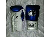 new custmized grant boxing gloves 14/oz