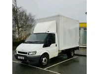 Ford Transit Luton Box With Tail Lift