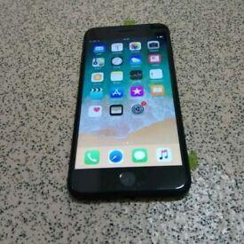 Apple iPhone 7plus 128GB Black matte Unlocked