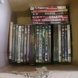 64 dvd joblot most are new and unused carboot?
