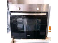 Built in single fan assisted oven ss