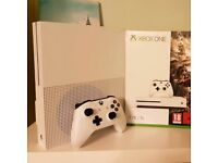 Xbox One S 1TB Boxed * Mint *