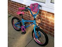 Apollo Rosie Girls Bike - 16""