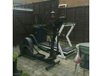 Exercise machines