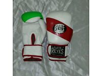 new customized rays boxing gloves 12/oz
