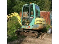 Wanted micro digger mini digger anything Considered