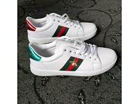 Gucci ace bee unisex traniners shoes mens women's open to offers