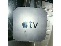 Apple Tv box A1378 with HDMI cable